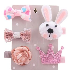 Other - 5 Pcs animal hair clips